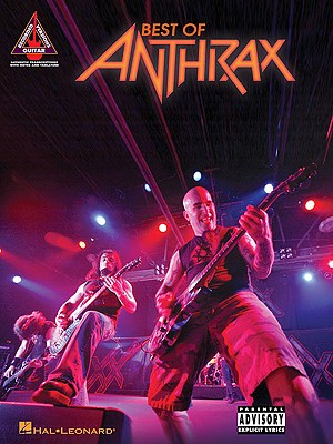 Best of Anthrax By Anthrax (CRT)