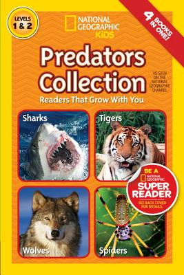 Predators Collection By National Geographic Society (U. S.)